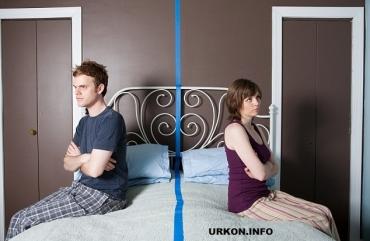 Совместное проживание после расторжения брака не являются семейными отношениями.